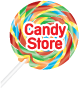 candy store button