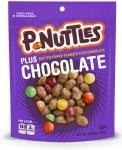 P-Nuttles Plus Chocolate Mix 12/4.25 oz StandUp Bag