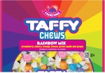 Fairtime Taffy Rainbow Mix 12/14oz Bag